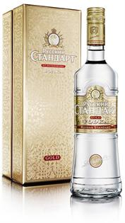 Russian Standard Vodka Gold 750ml
